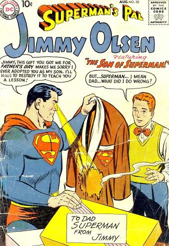Superman es un cretino - meme