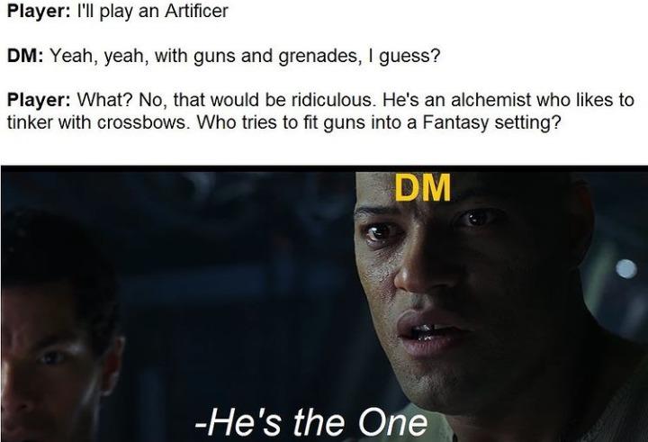 The one - meme