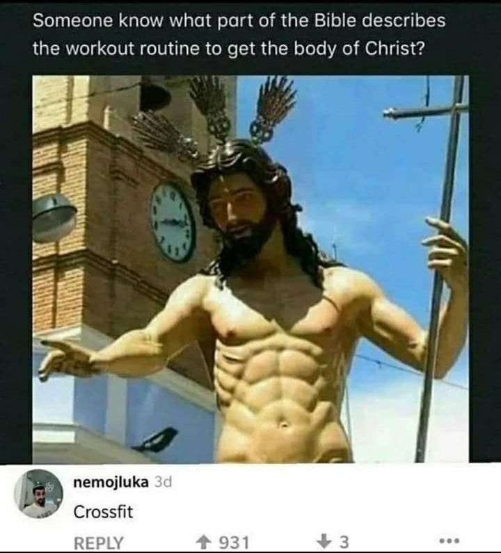 Damn, he looks like he has been reborn - meme