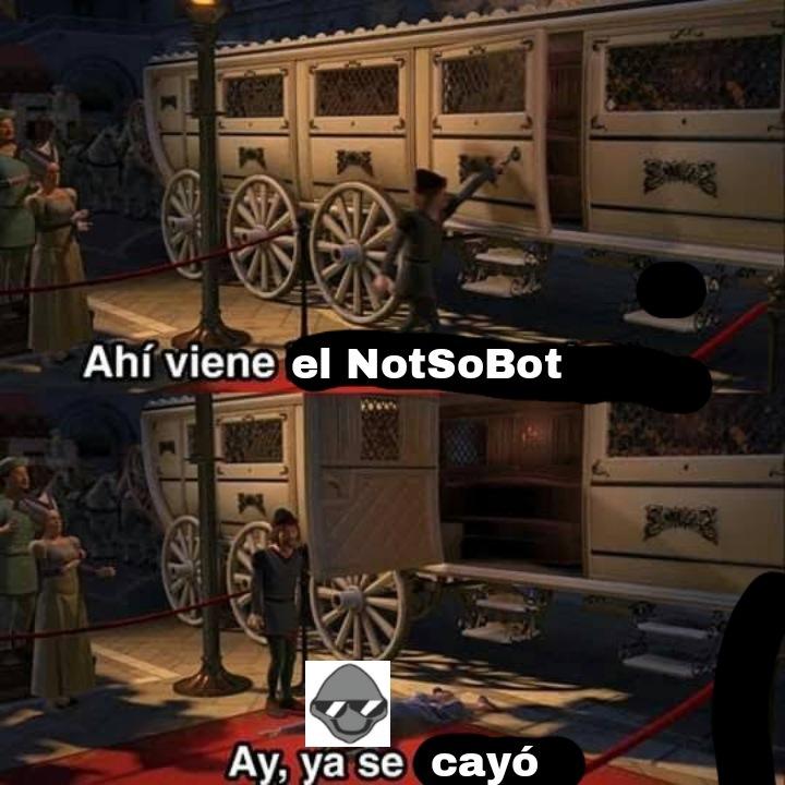 NotSoBot - meme