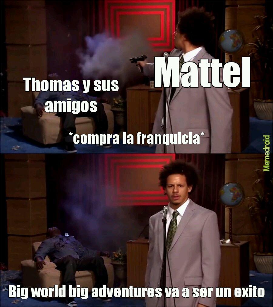 Tu #### madre mattel - meme