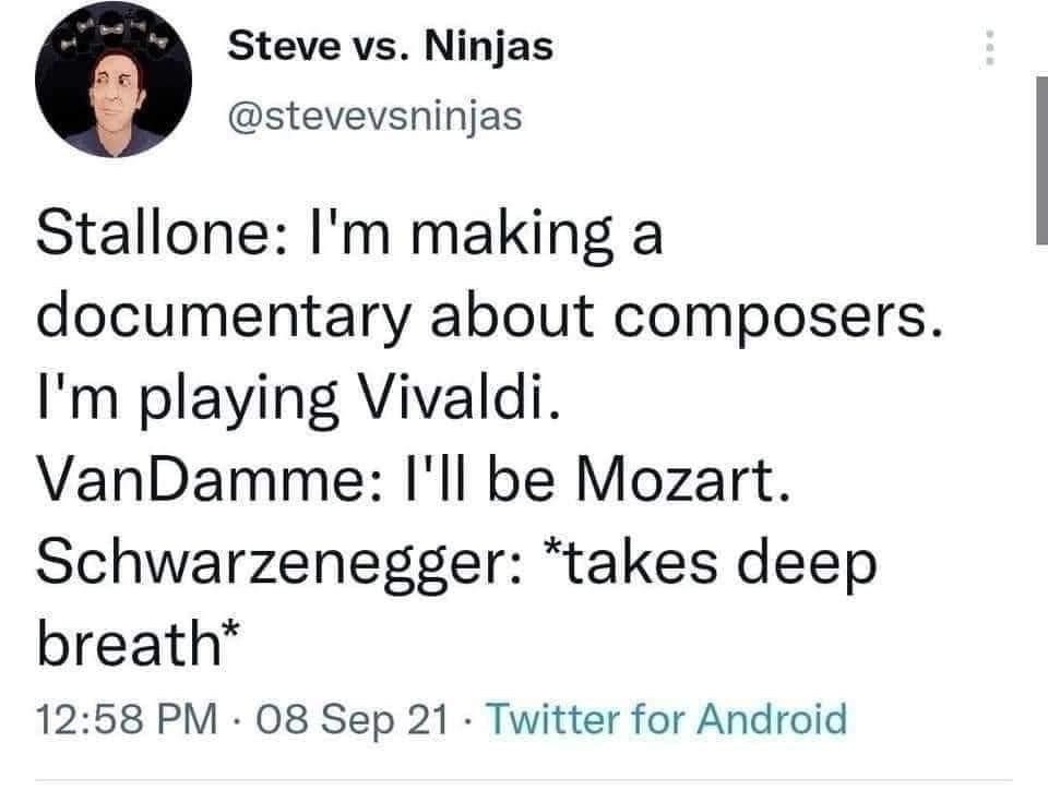 *Does a Bach flip* - meme
