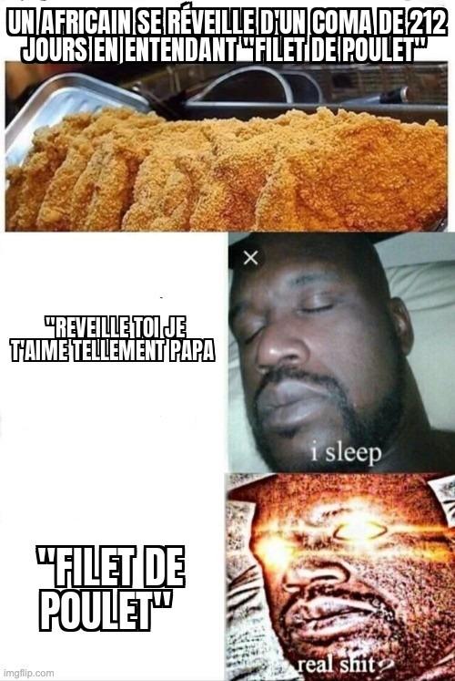 Ils aiment pas les poulets - meme