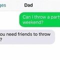 When your dad is a troller