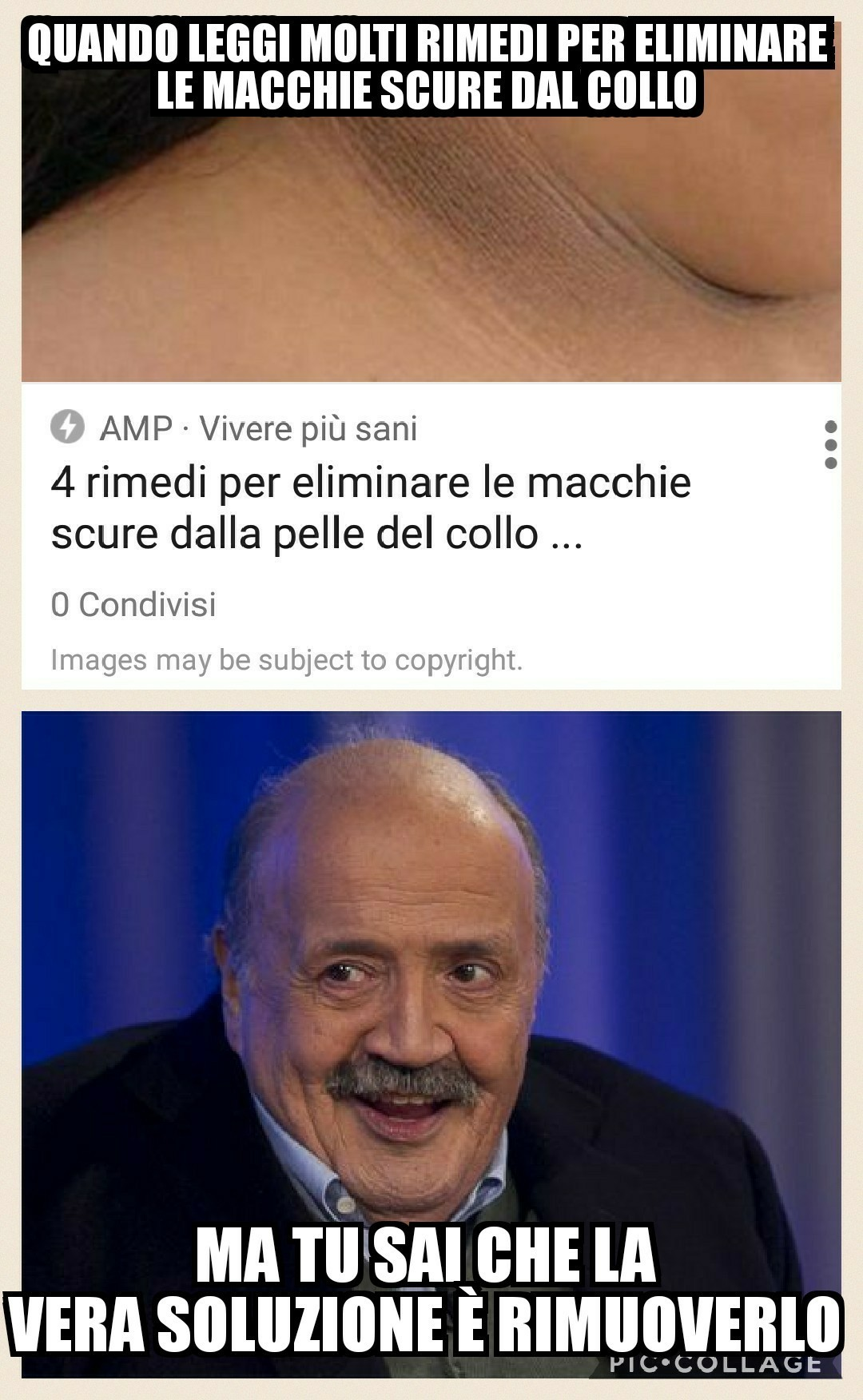 Maurizio Crostanzo - meme