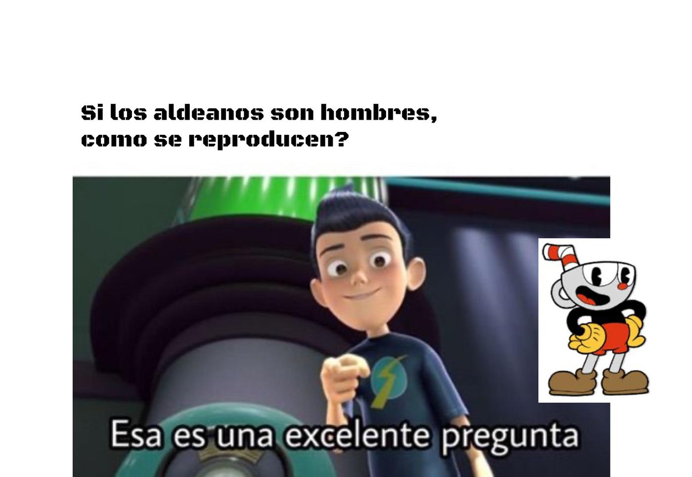 Mmmm... - meme