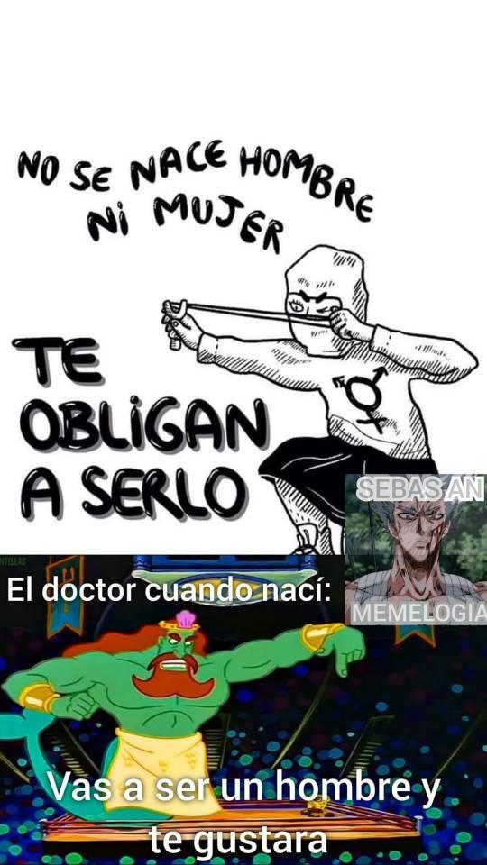 Obligacion - meme