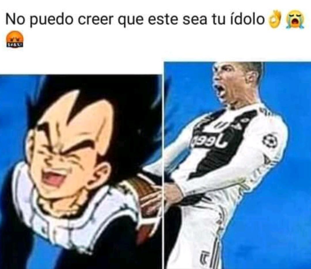 Si Goku fuera futbolista sería bueno?? En qué equipo jugaría?? - meme
