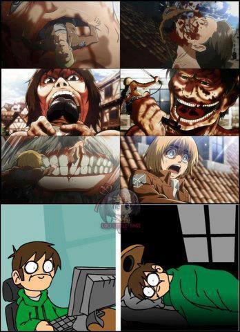 Pobre Armin - meme