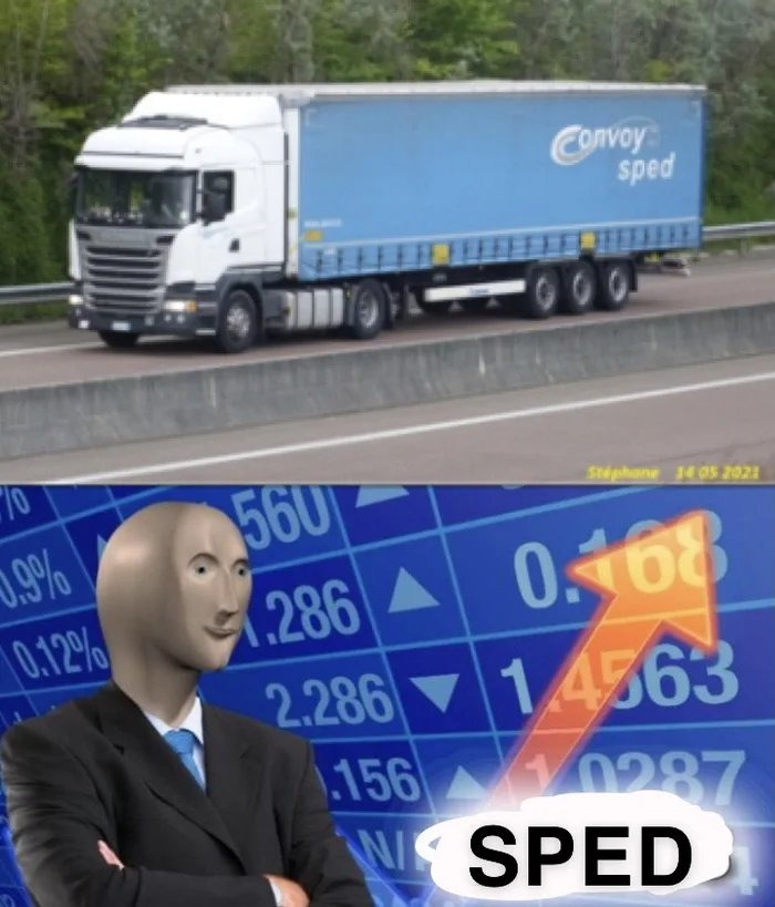 Accelrtion - meme