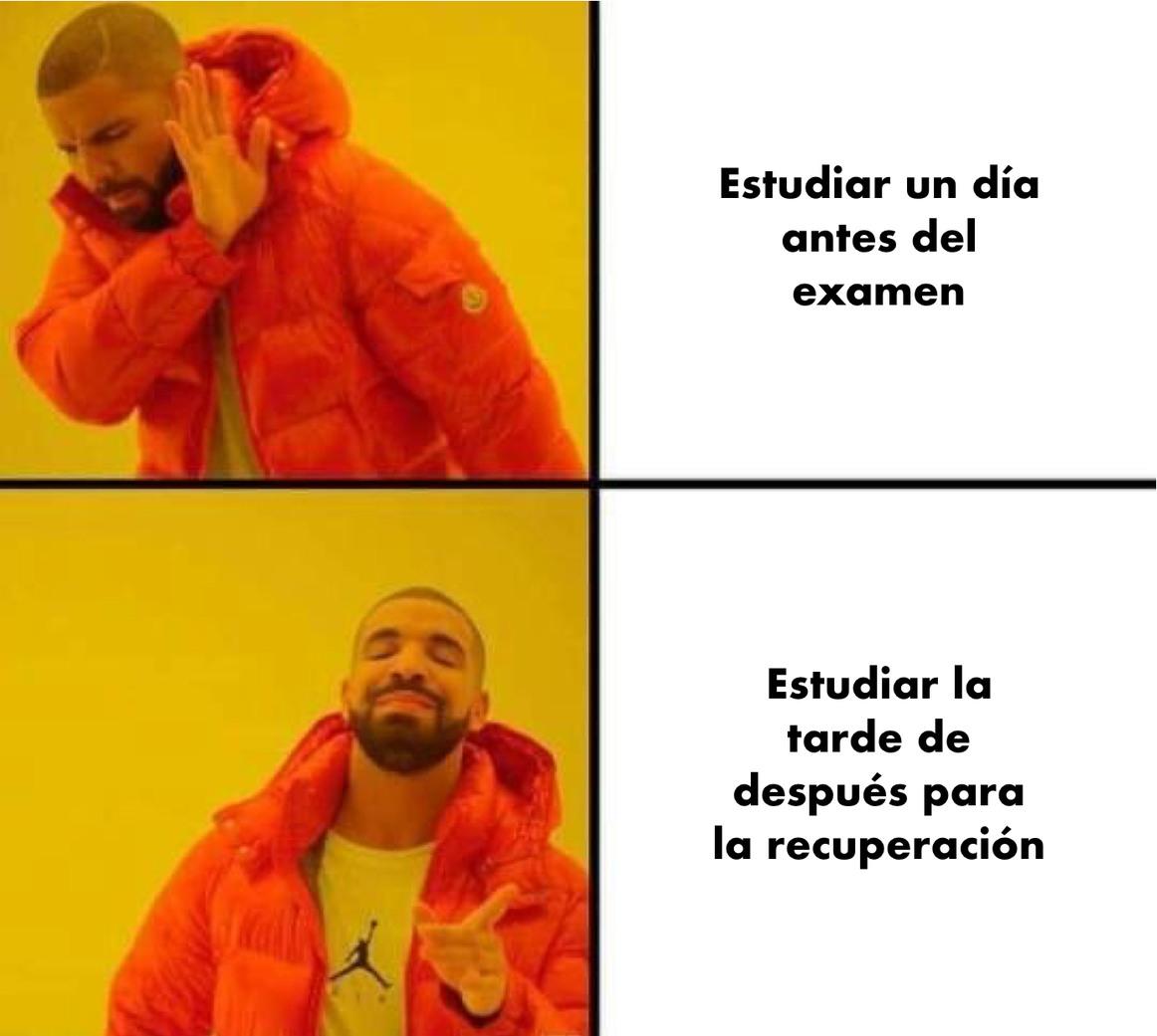 El Estudio - meme