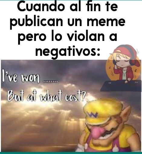 Le pasa a mucha gente - meme