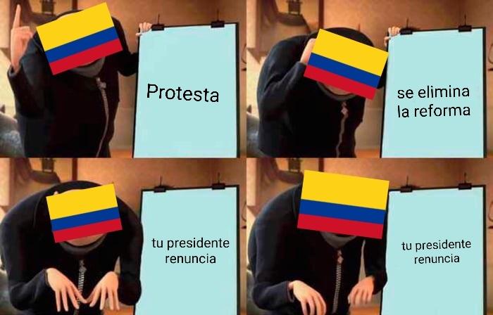República de Latinoamérica y el Caribe - meme