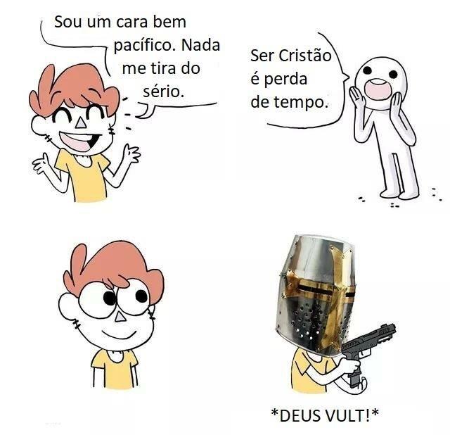 MORTE AOS INFIÉIS - meme