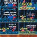 Aún así, te quiero Capcom c:
