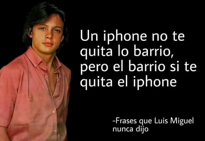 Grande Luis Miguel - meme