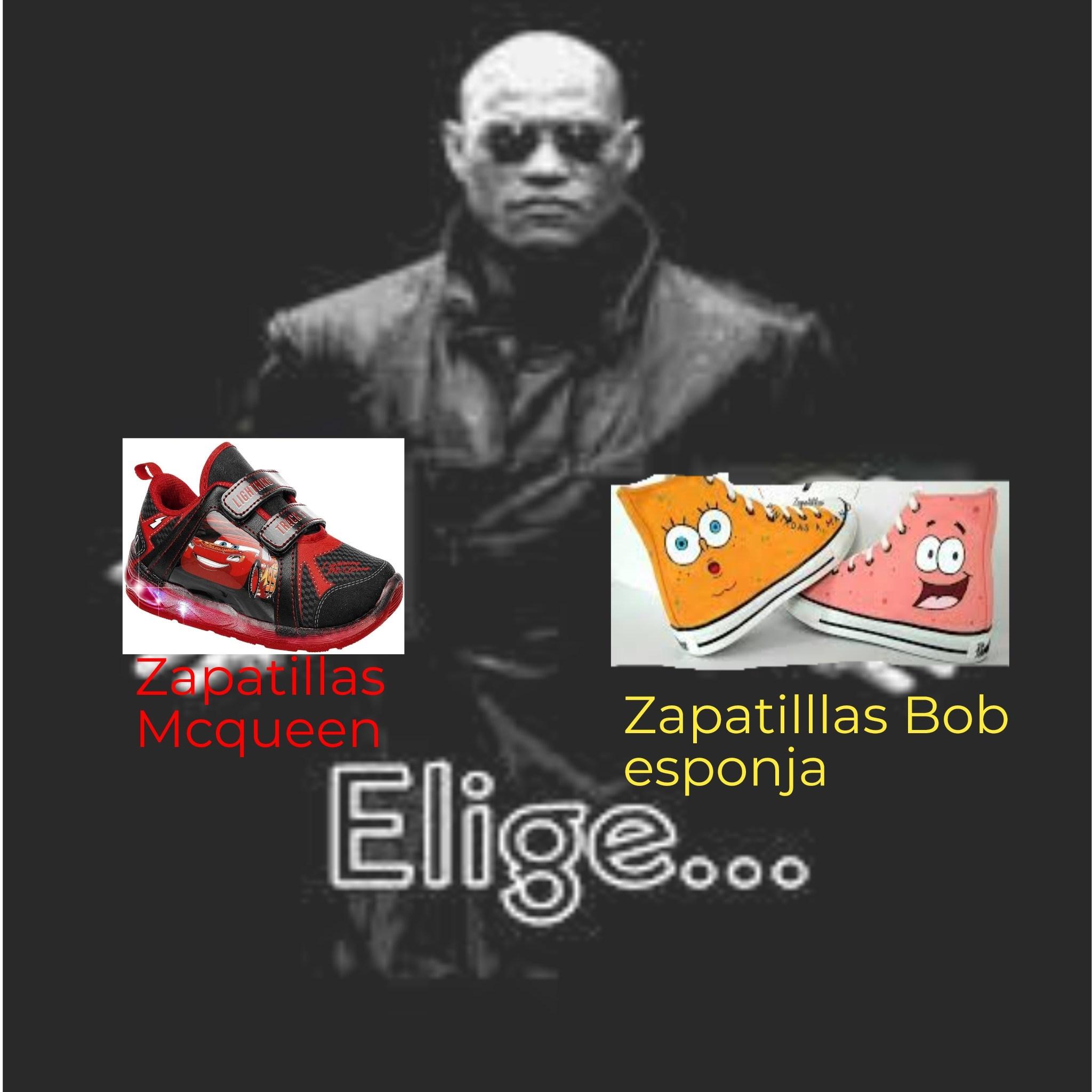 Elije pibe - meme