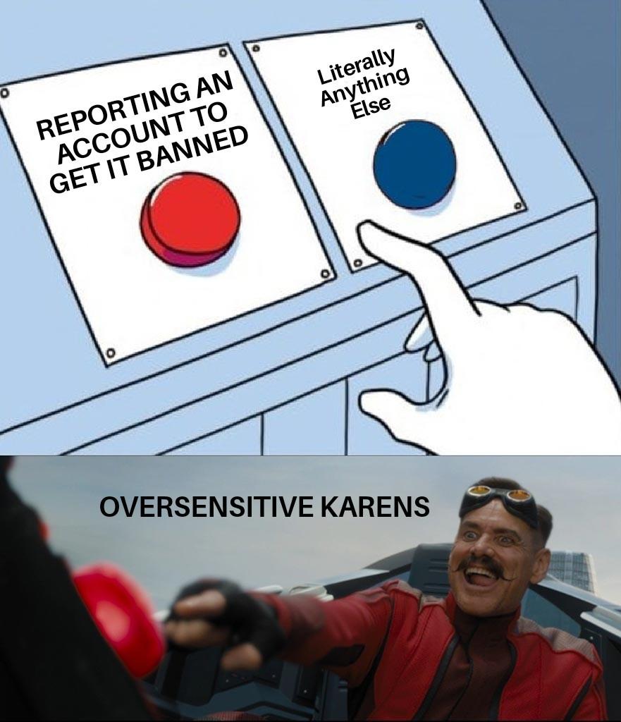 Online Snitching - meme
