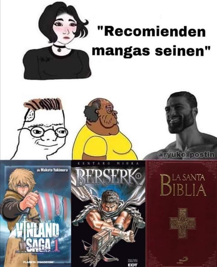 GODland Saga - meme