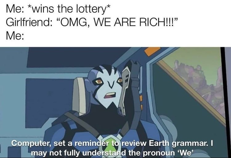 we - meme