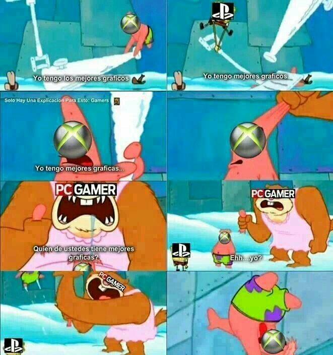 K original con el bob esponja - meme