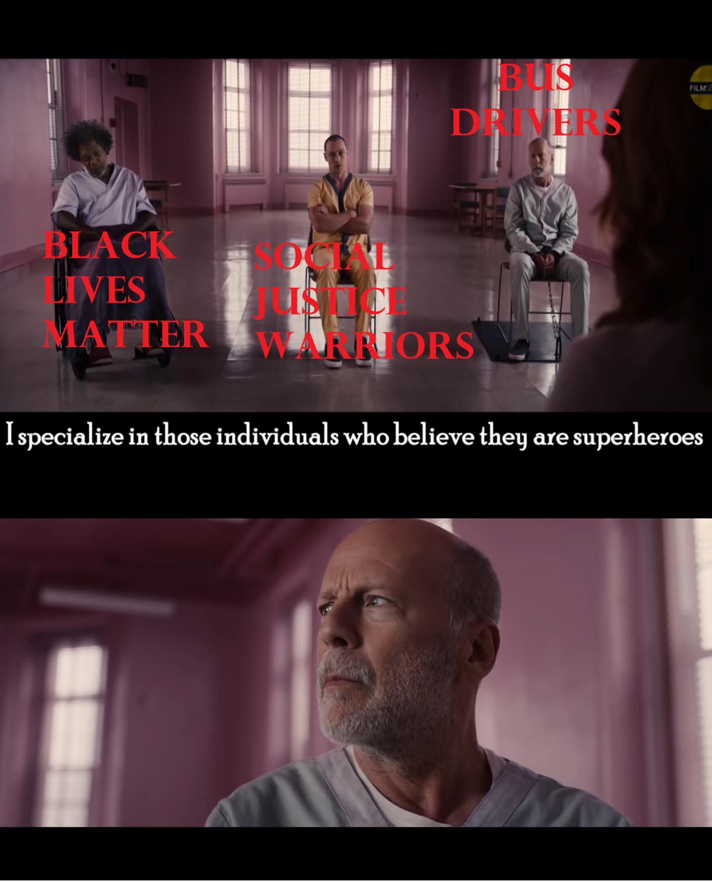 They're real heroes tho - meme