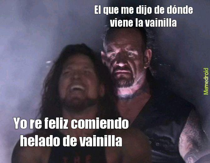 ಠ_ಠ Vainilla guatafak - meme