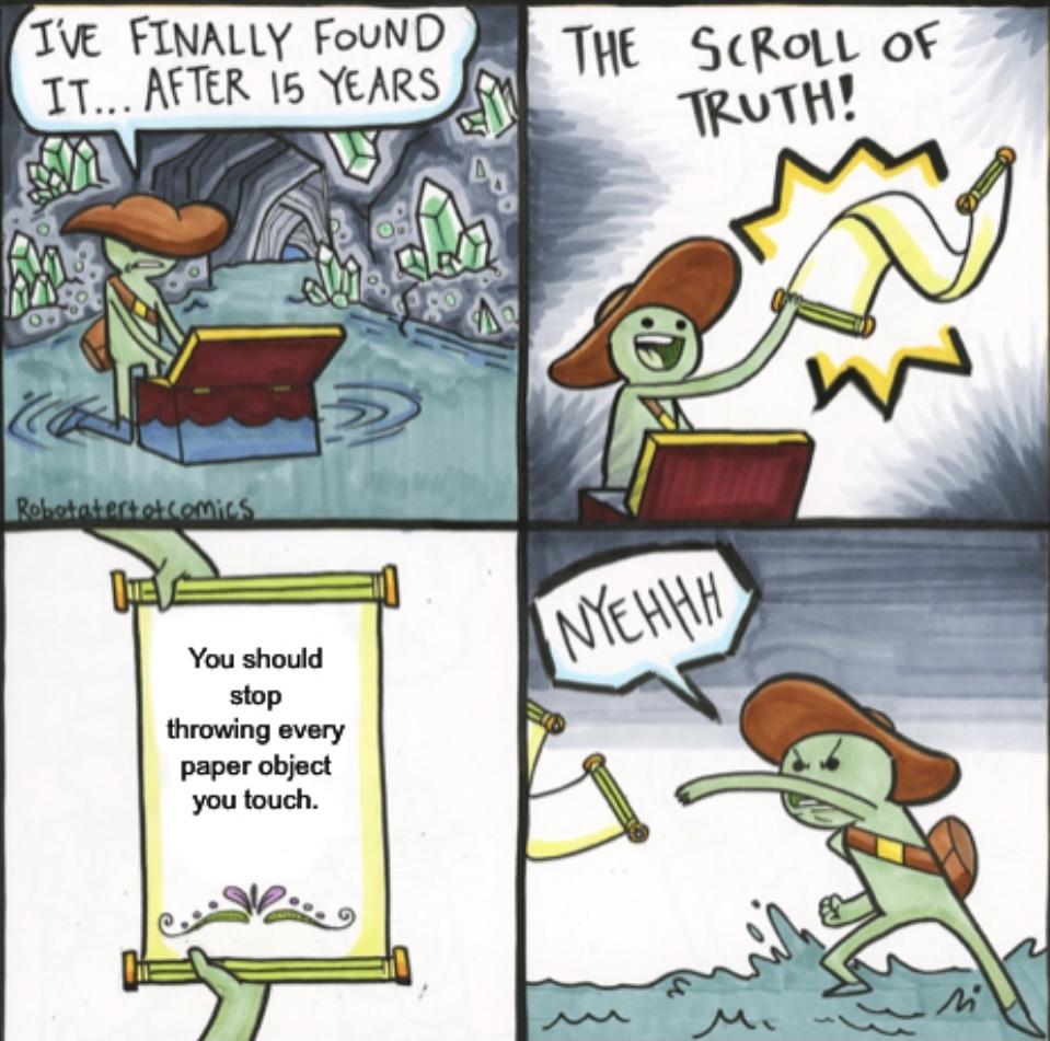 Plot Twist - meme