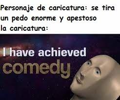 chistes asquerosos= comedia - meme