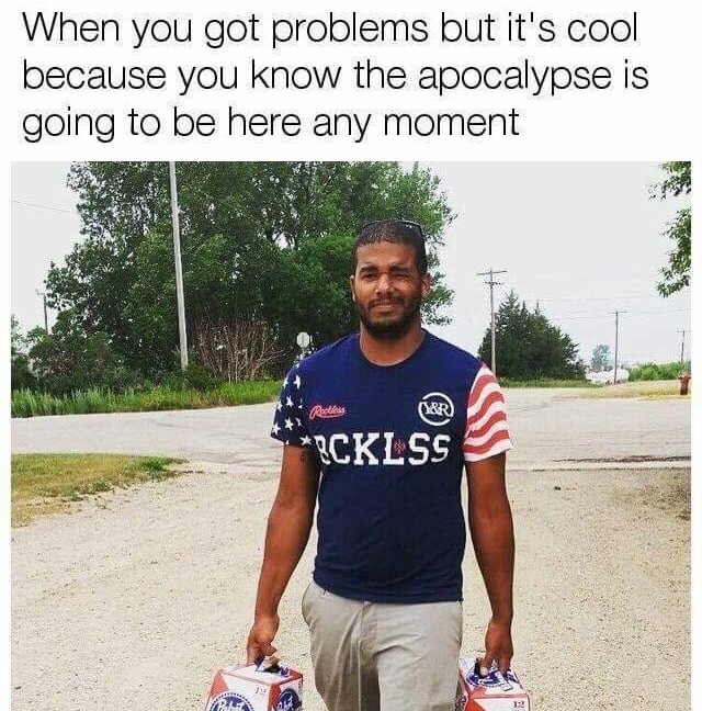 PBR...drink it assholes - meme