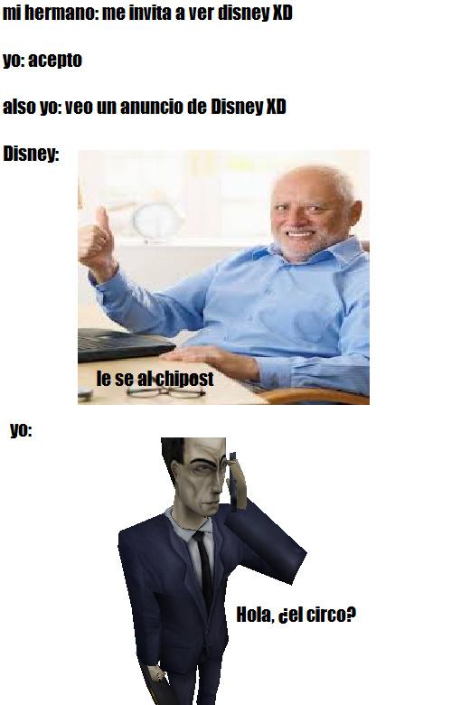 Le se al chispot - meme