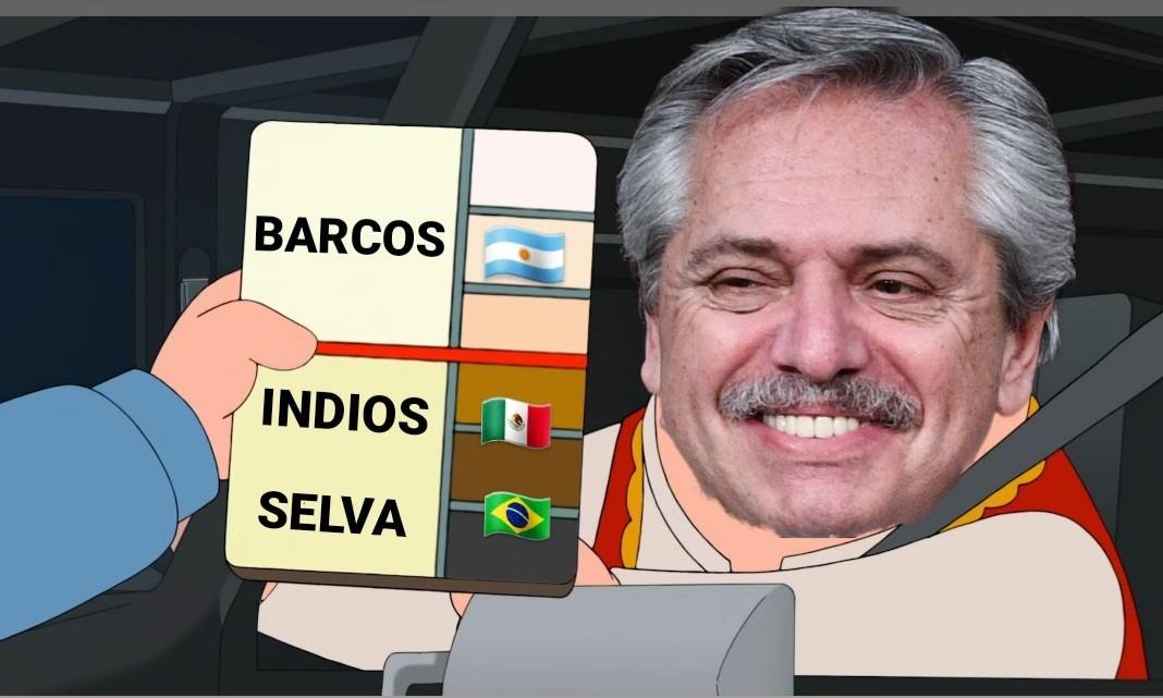 Barcos - meme