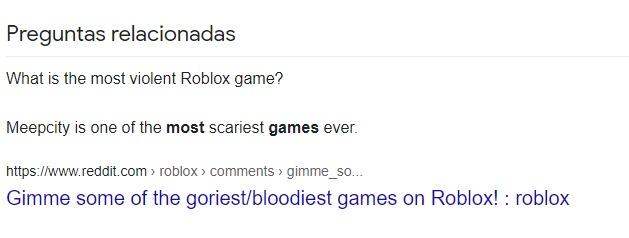 el juego de roblox mas violento XD - meme