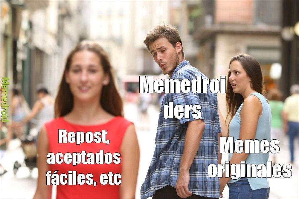 Odio tener que hacer memes en meme factory, pero no tengo de otra