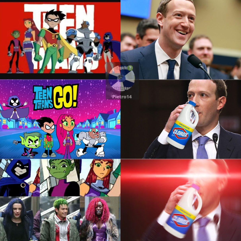 mark se acelera - meme