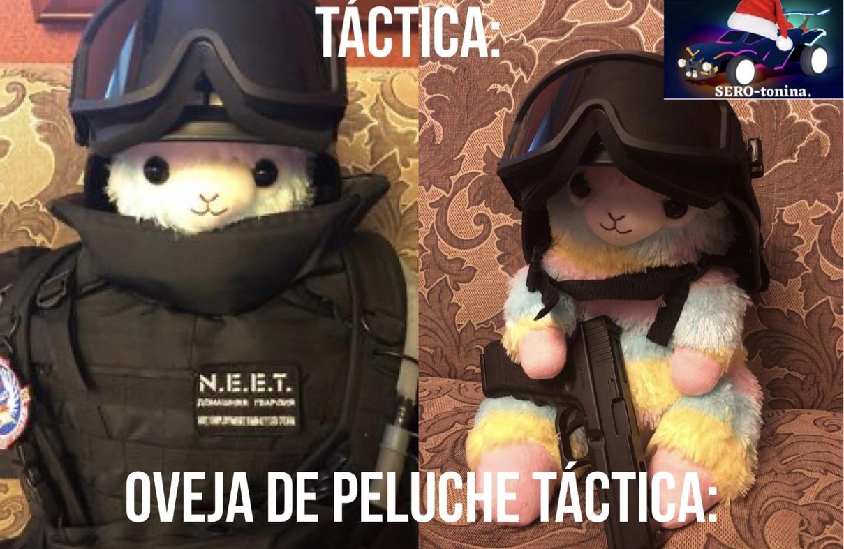 Táctica: - meme