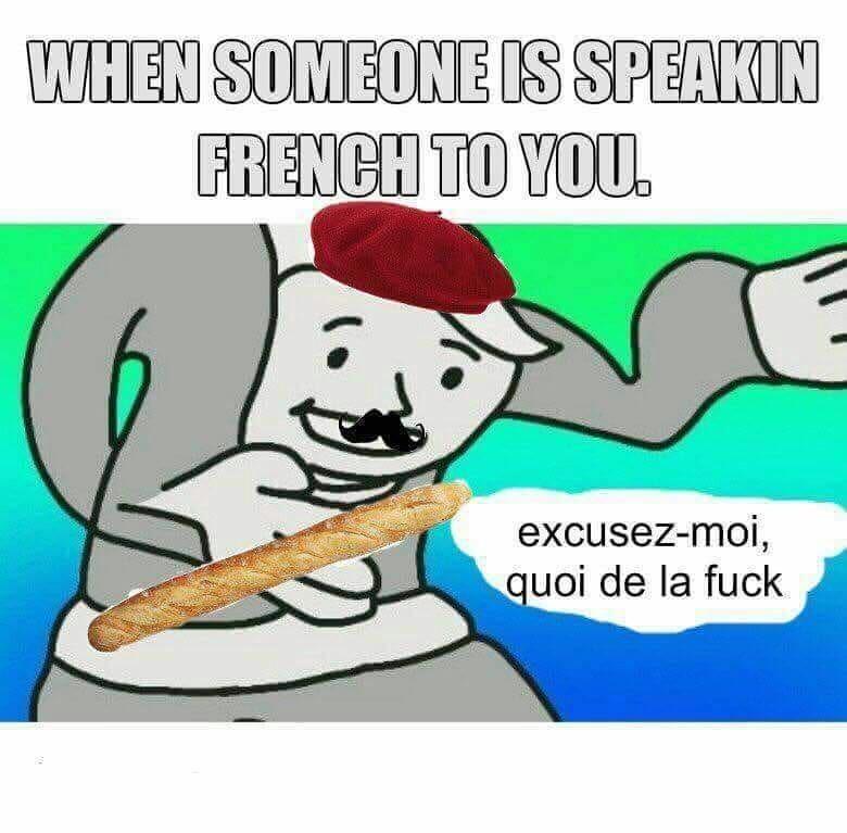 Merde - meme