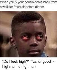 High life - meme