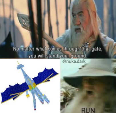 HOLY HECK RUN - meme
