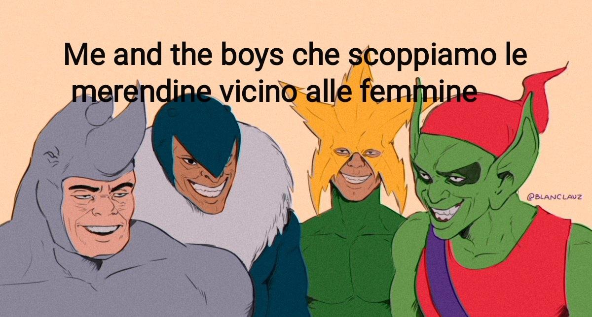 Boyz - meme
