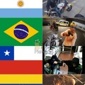 asaltos en diferentes paises del mundo