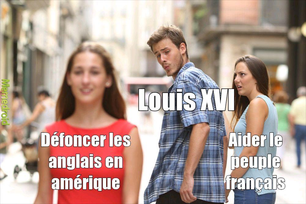 Vive la France ! - meme