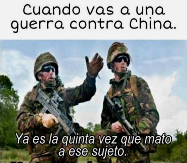 chinos qlos - meme