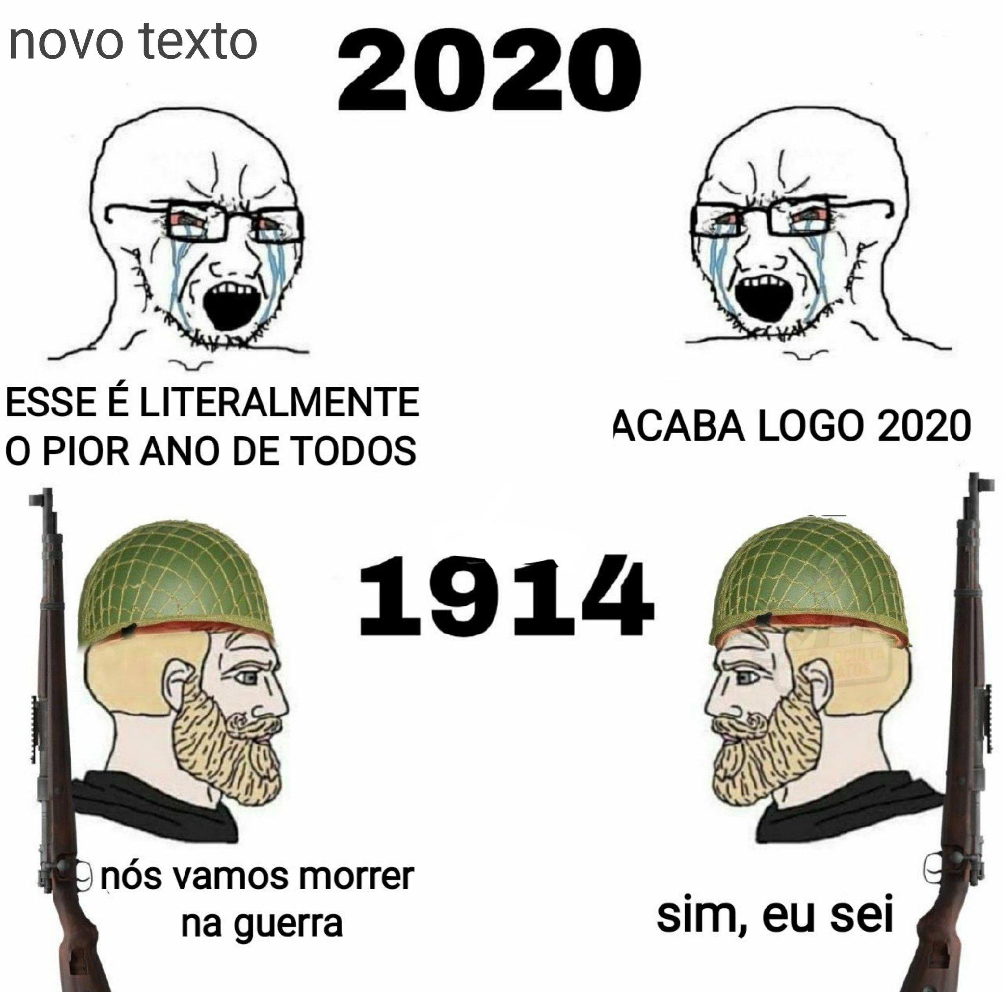 Guerra - meme