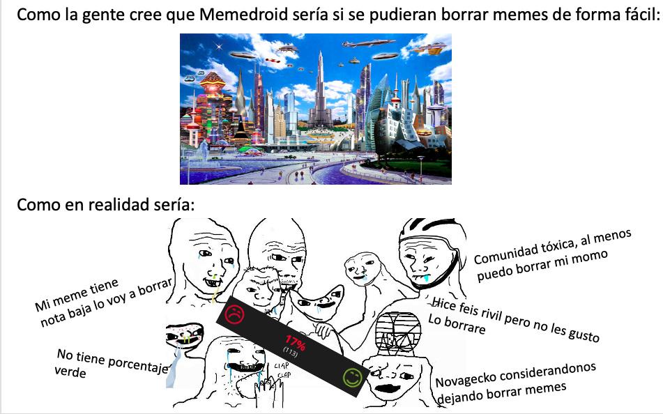 qUiEro bOrRaR mI mEmE coN 50%
