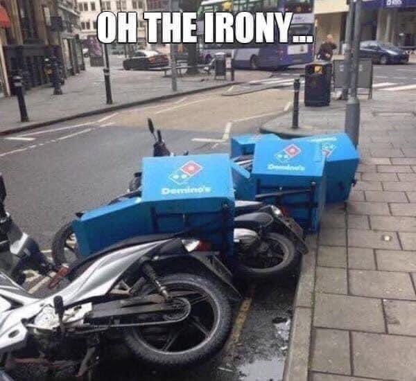 dominos - meme