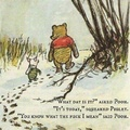 Pooh is an allegory for caca.