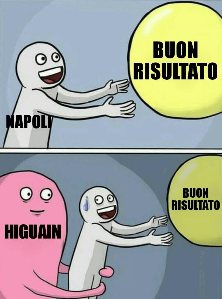 Napoli-Juve 0-1 - meme