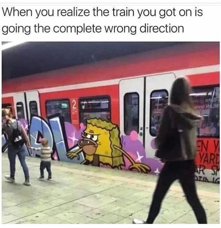 Ragrets - meme
