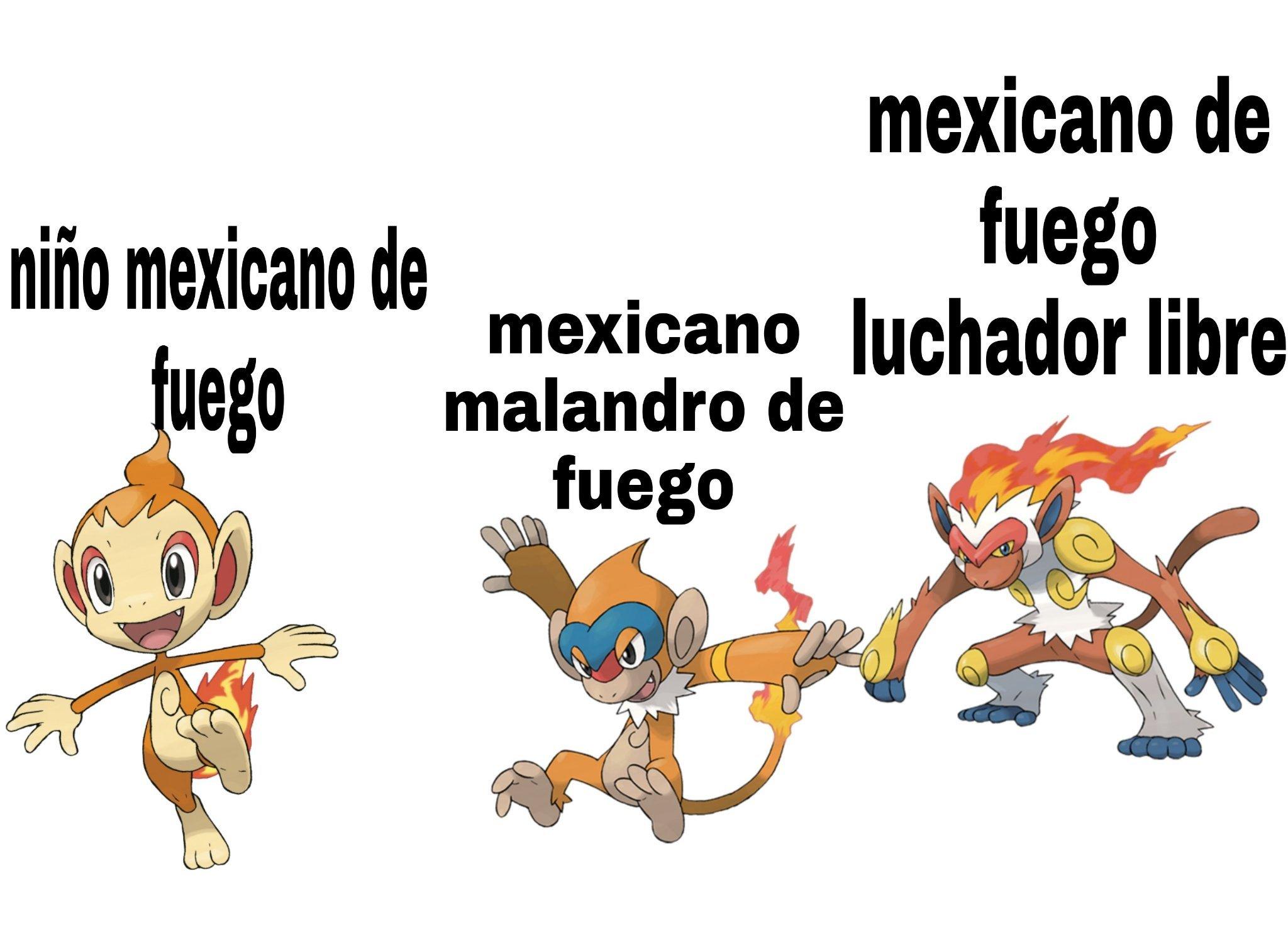 Faltaban memes para ofender a los mexicanos no me lo nieguen